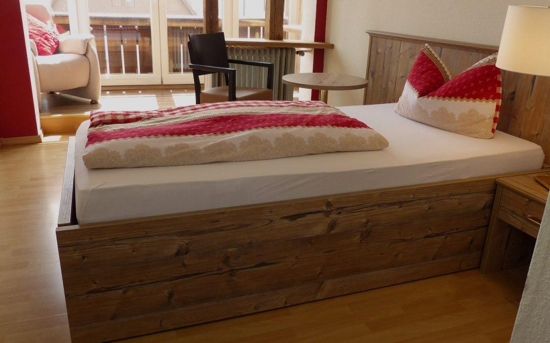 Krone Einzelzimmer-Komfort